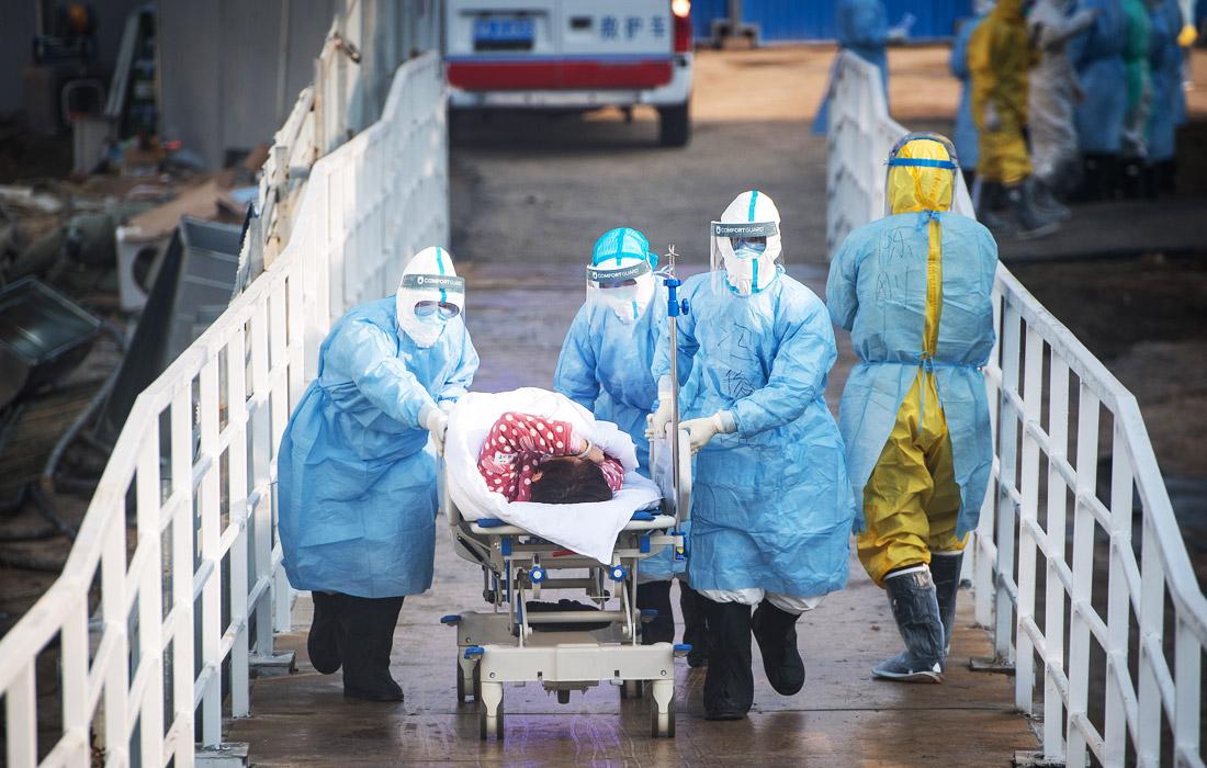 Число погибших от коронавируса в Китае достигло 490 человек