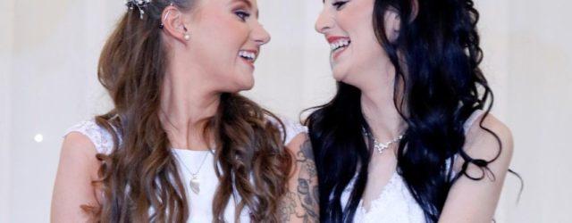 Первая однополая свадьба в Северной Ирландии