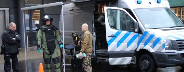 Взрывы на почте в Нидерландах