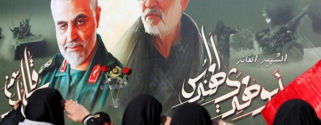 Иран против США и Израиля
