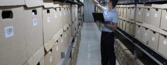 Создание архива на предприятии